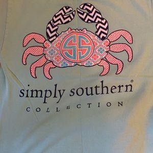 Green Simply Southern T-Shirt